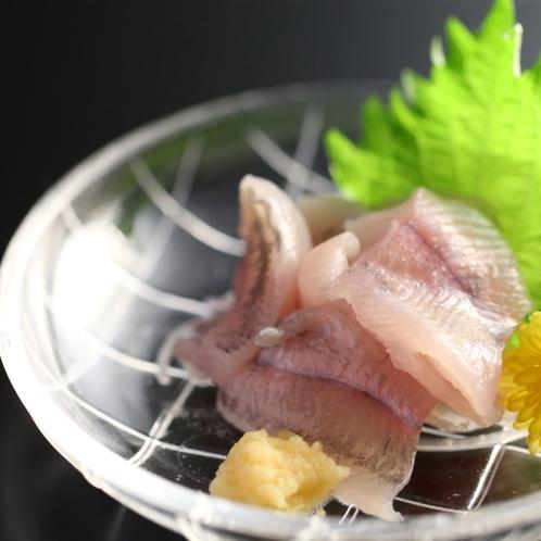 ■【お造り一例】信州ならでは。岩魚のお造り