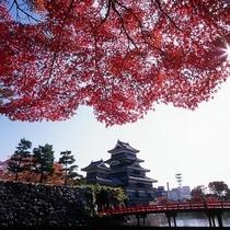 ◇国宝松本城<アクセス:車で約13分>