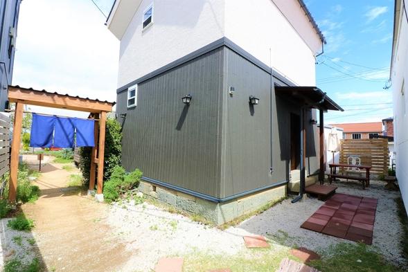 【体験】1戸建てだから家族や友人とゆったり♪2階建て蔵の貸切別荘【ファミリー】