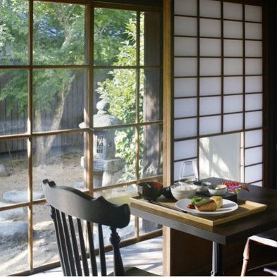 【朝食付】城下町に暮らすように泊まる!地元農家の新鮮食材たっぷり和朝食で気持ちのいい朝を