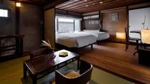 【カジュアル・103】メゾネット形式で畳と木の温もりある落ち着いたお部屋です。