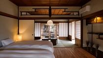 【スタンダード・101】欄間が美しい日本家屋ならでは上質な風情を感じられるお部屋