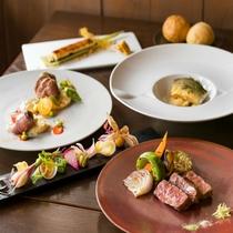 全国に誇る丹波篠山のブランド食材をご堪能ください。
