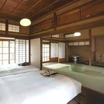 YOMENA 701【6名定員】197平米ペットにも嬉しいプライベートドッグラン付き客室です。