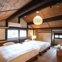 YOMENA 701【6名定員】197平米部屋ごとに趣の異なる雰囲気をお楽しみいただけます。