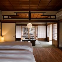 ONAE 101【4名定員】48平米日本家屋ならではの上質な風情感じるお部屋
