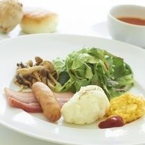 朝食洋食イメージ