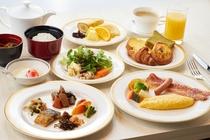 レストラン紗灯_朝食イメージ