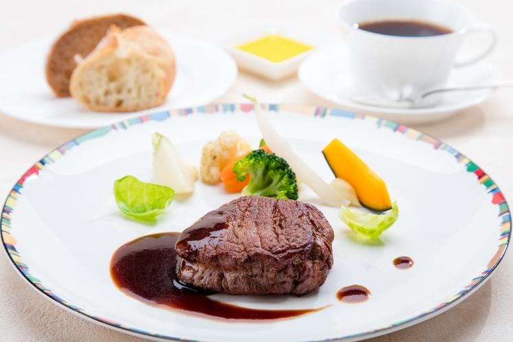 オーストラリア産ヒレ肉のソテー_イメージ