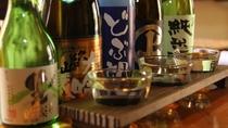 ■【こだわりの銘酒】鑑評会受賞歴もある 「久慈の山」。その味、飲み比べてみませんか。