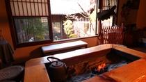 ■【囲炉裏を囲んで一息】自然との共存を考えた日本人の知恵と工夫がこれほど懐かしいとは。