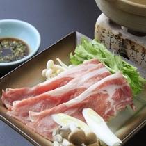 ◆お料理~米の娘ぶたのしゃぶしゃぶ※イメージ