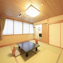 ◆客室の一例/純和風の落ちついた雰囲気が寛ぎのひとときを演出いたします。