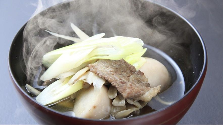 ◆お料理~いもの子汁※イメージ