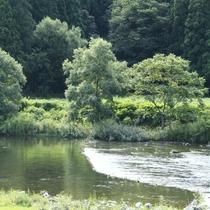 ◆瀬見温泉周辺