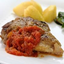 夕食洋食_肉料理