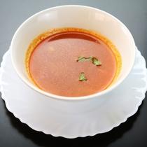洋食の一品 根菜のミネストローネ
