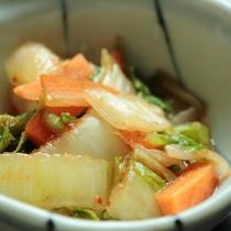 中華の一品 自家製キムチ