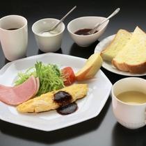 朝食洋食_オムレツ_全体