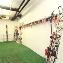 【本館】スキー乾燥室