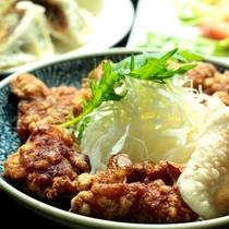 中華の一品 鶏のから揚げ