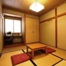 【本館】和室6畳「はんのき」1階