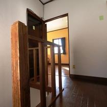 【シェアハウス】2階廊下