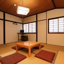 【本館】和室8畳「しゃくし」2階