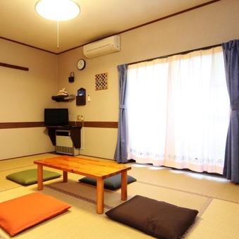 【1室限定】 和室8畳 ★トイレ付