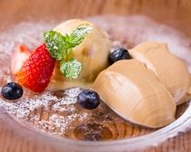 【パティシエのデザート】ランチやカフェタイムのデザートはゲストに大人気です!