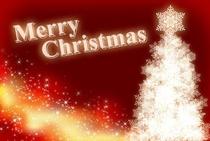 メリークリスマス!★豪華景品が当たるくじ引き開催中♪
