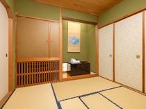 和洋室家族部屋(オーシャンビュー、キッチン有り)