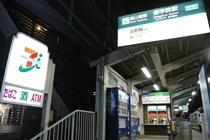 叡山電鉄修学院駅