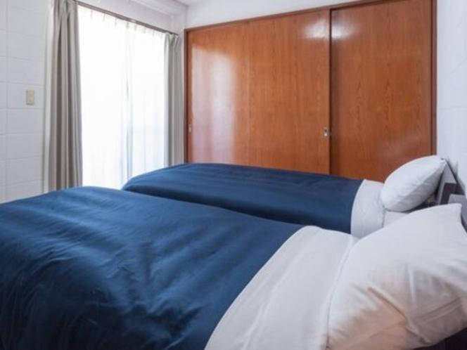 3階フロア ベッドルームは3つ①