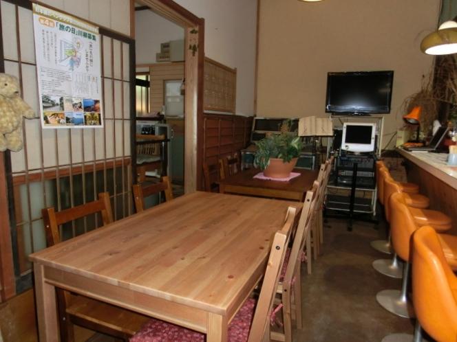 軽食喫茶 食堂2(宴会コーナー)