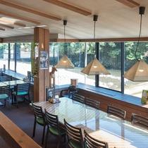 *<レストラン>食事はこちらでご用意します。
