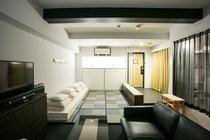 洋室+畳 43平米   1部屋だけの特別ルーム