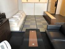 洋室+畳 43平米