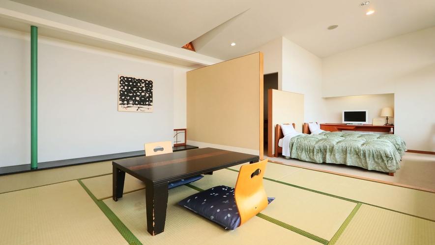 *和洋室◆10畳和室+ペッドのお部屋