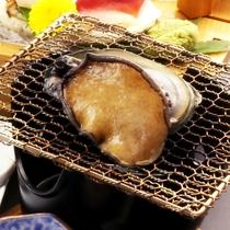 *伊豆の味覚アワビ 素材を生かして調理いたします