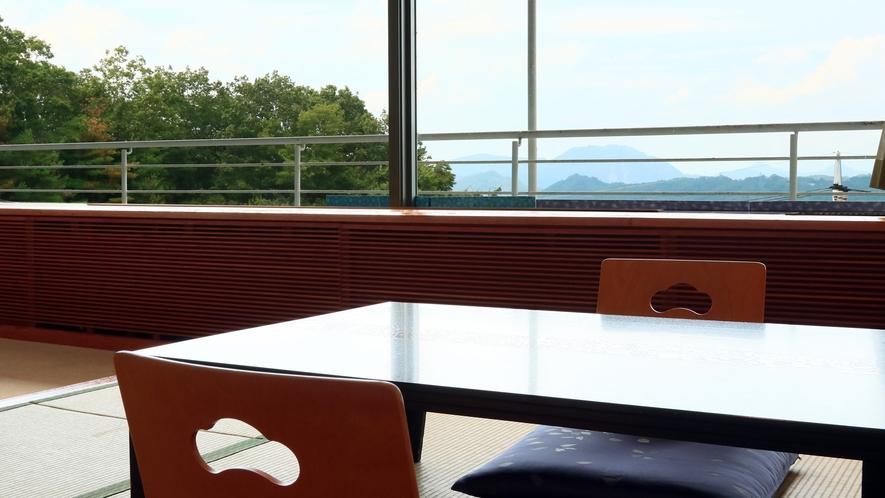 *和洋室◆天気が良い日には富士山を眺めることができます