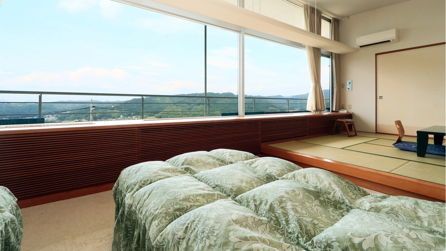 *和洋室◆大きな窓から富士山を一望