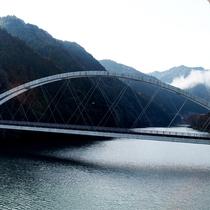 *【景観】那賀川は流れが穏やかでゆっくりとした時間が流れます