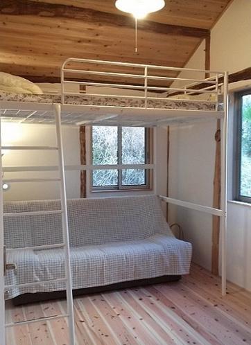 洋室 bed room