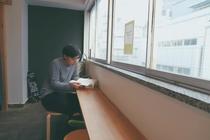 客室作業スペース