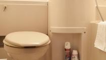 ・【男女混合ドミトリー一例】室内にユニットバス・トイレ完備