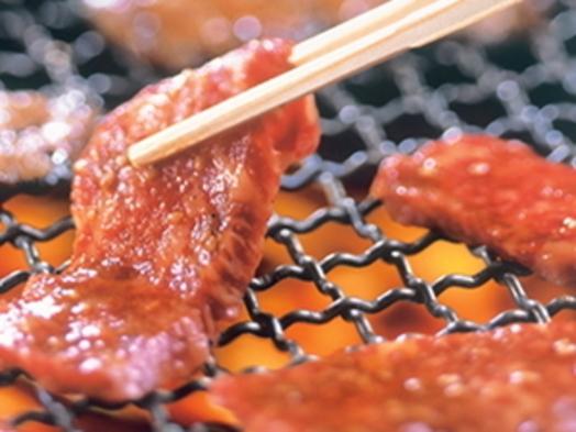 焼肉・お寿司☆選べる三ッ星レストランシステムお食事券2000円付プラン