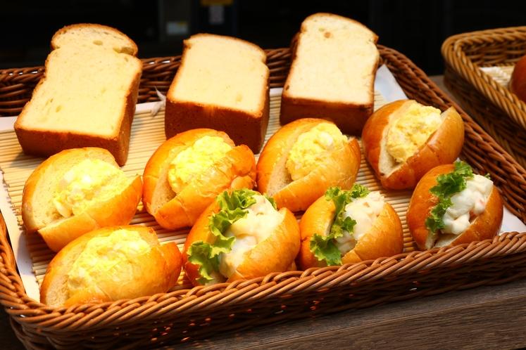 【朝食パン】人気のサンドパンもお楽しみ下さい♪