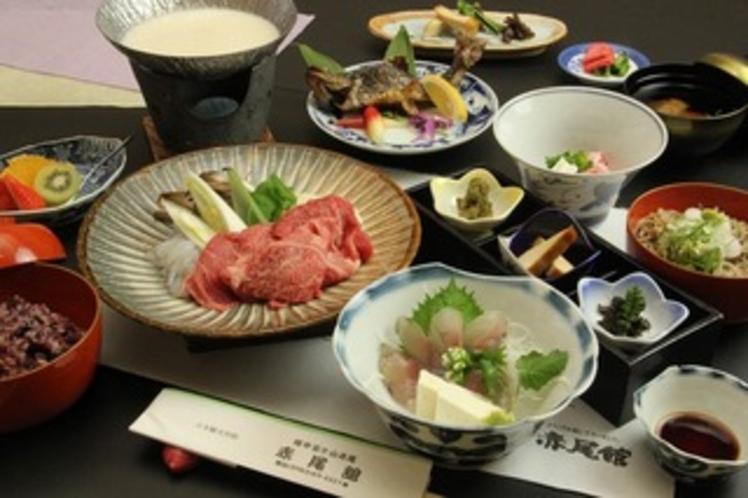 五箇山郷土料理 冬