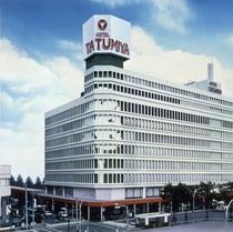 ホテル辰巳屋【外観】
